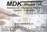 MDK Electric Ltd.
