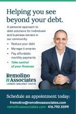 Remolino and Associates Inc. – Francisco Remolino, CIRP, Licensed Insolvency Trustee