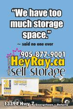 HeyRay Self Storage/ Your Home Today Realty Inc