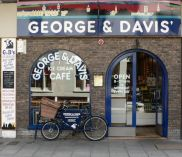 G&D's ice cream parlour in Oxford