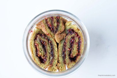 Neapolitan Trifles {gluten free} | The Pink Rose Bakery