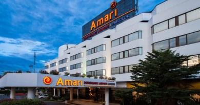 Amari Don Muang Airport Hotel