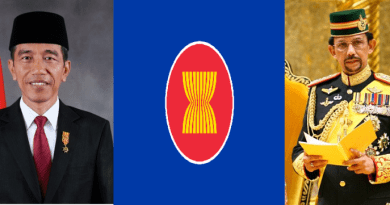 ASEAN state heads