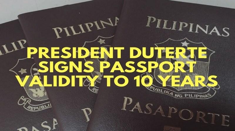 passport validity
