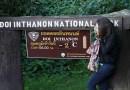 Temperature plummets to -2C in Doi Inthanon