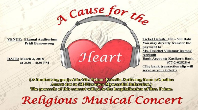 concert for a cause