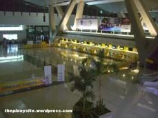 airline counters sa loob ng naia 3