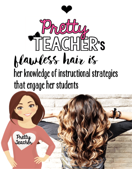 pretty teacher flawless hair the pinspired teacher
