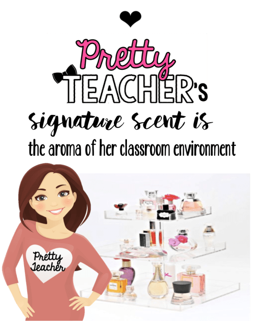 pretty teacher signature scent the pinspired teacher