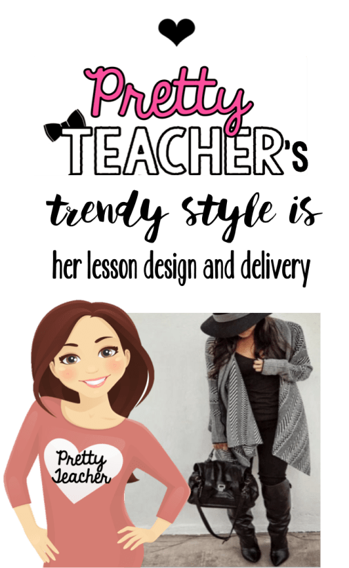 pretty teacher trendy style the pinspired teacher
