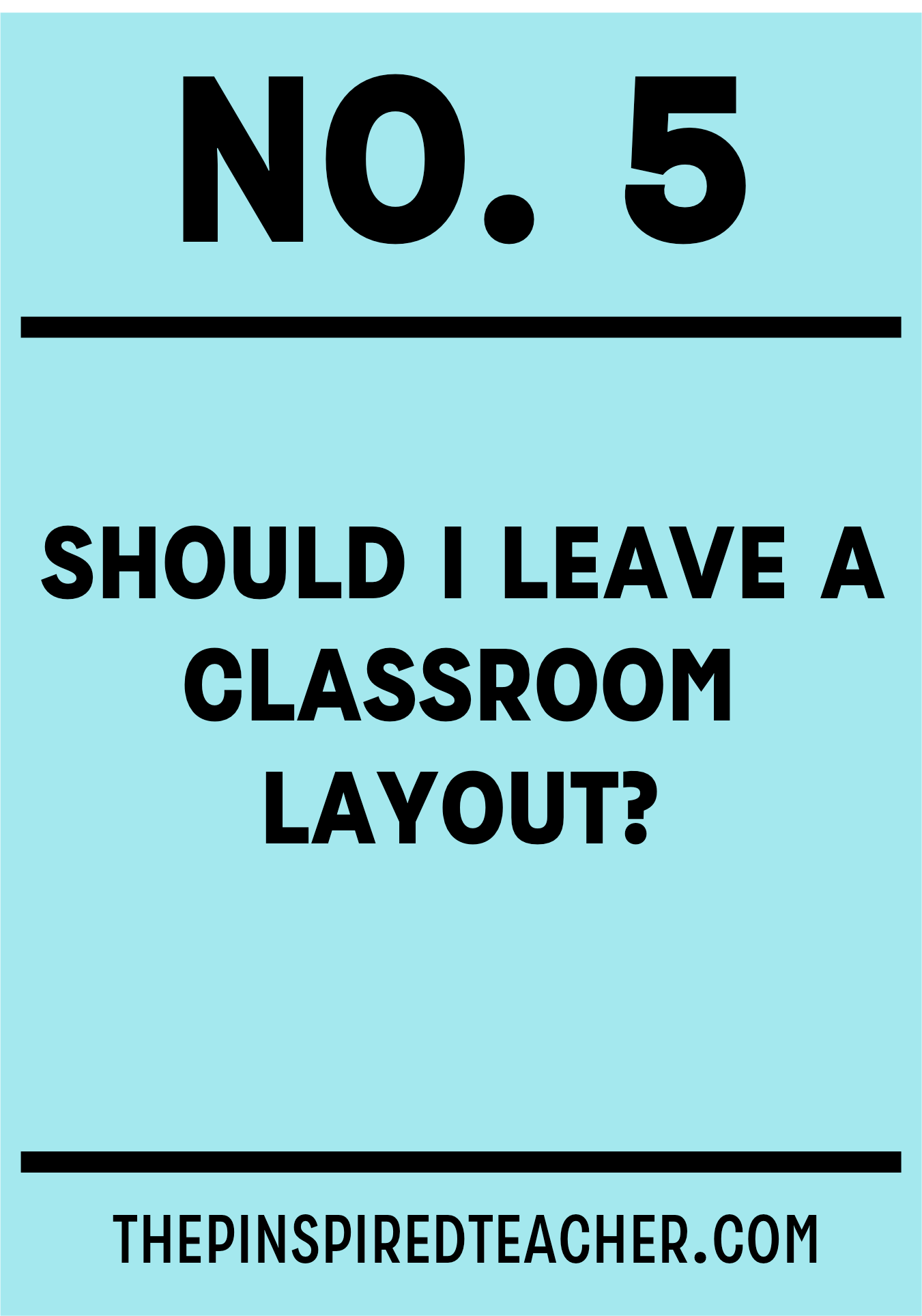 Questions Every Teacher Should Ask Their Custodians Before They Leave for Summer Break - Summer Pack Up Tips by The Pinspired Teacher