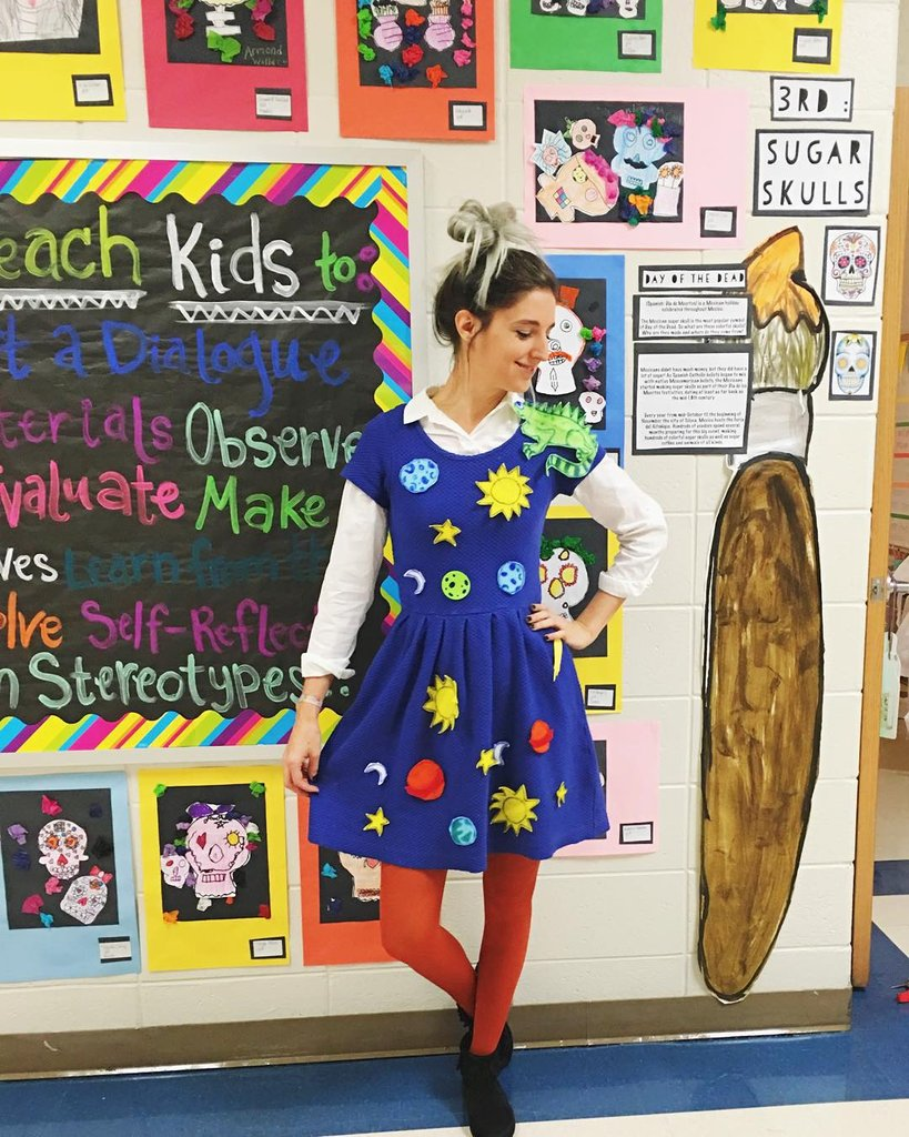source teacher costume ideas for halloween that are cheap and easy the ms frizzle