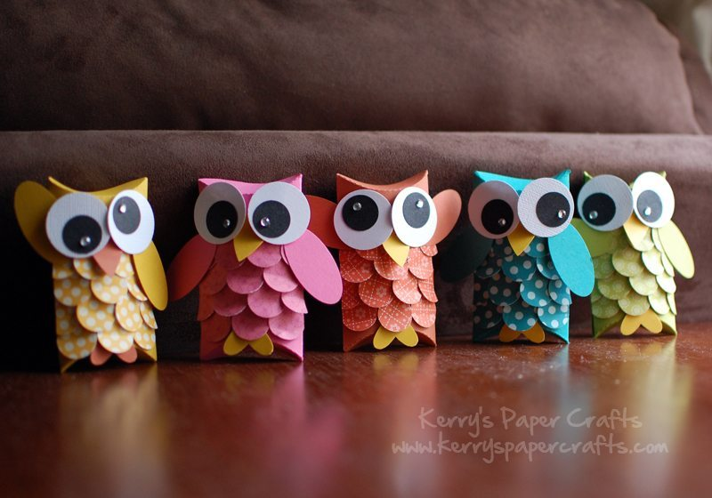 10 cute owl crafts for kids the pinterested parent easy owl treat bags from sweet simple living solutioingenieria Gallery