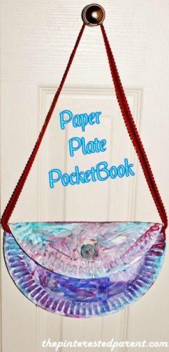 Paper-Plate-Pocketbook