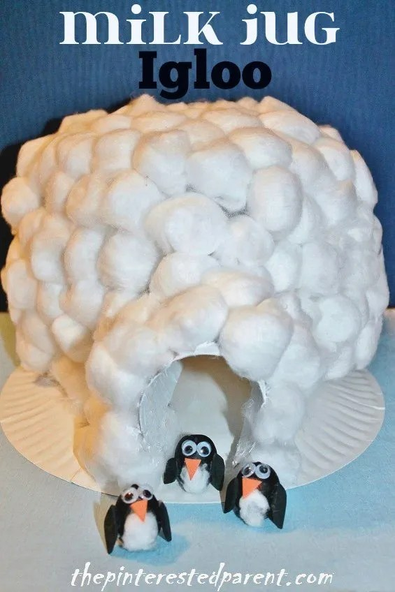 Inuit & Igloo Crafts