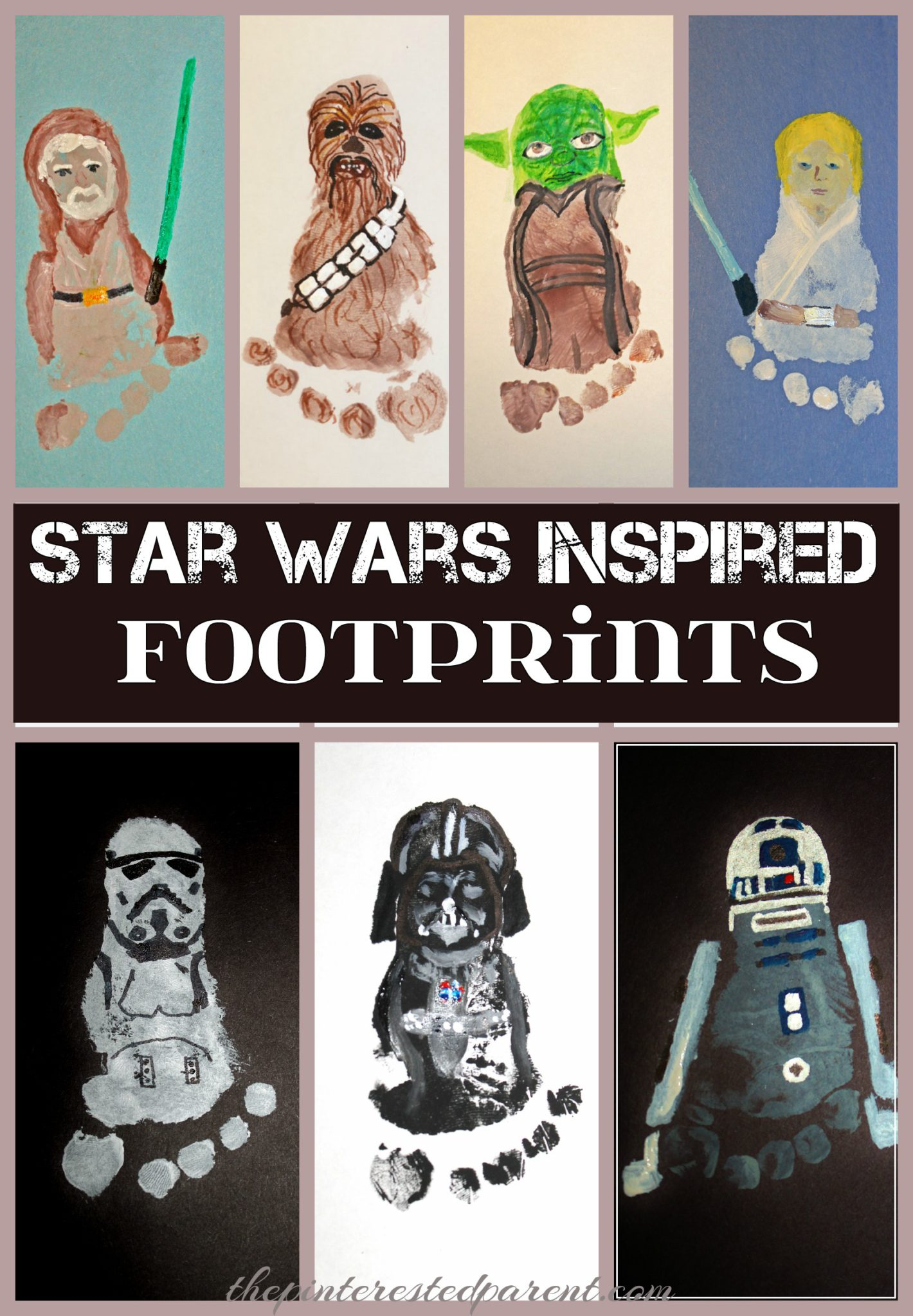 20 star wars themed gifts for the kids the pinterested for Star wars arts and crafts