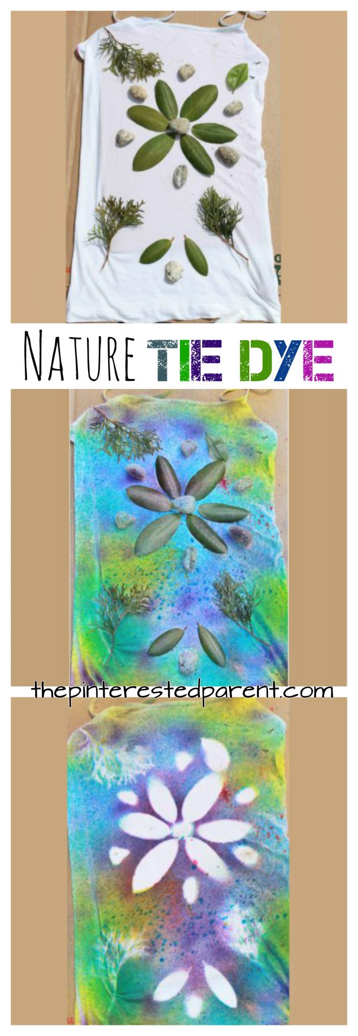 nature resist tie dye shirts u2013 the pinterested parent