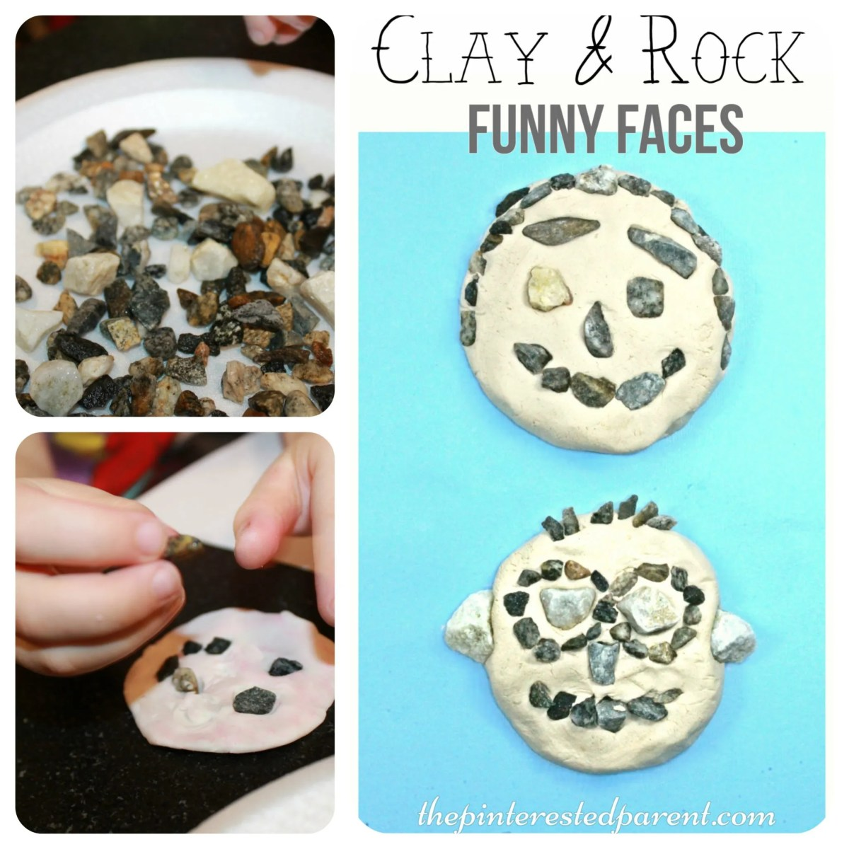Clay & Rock Nature Crafts