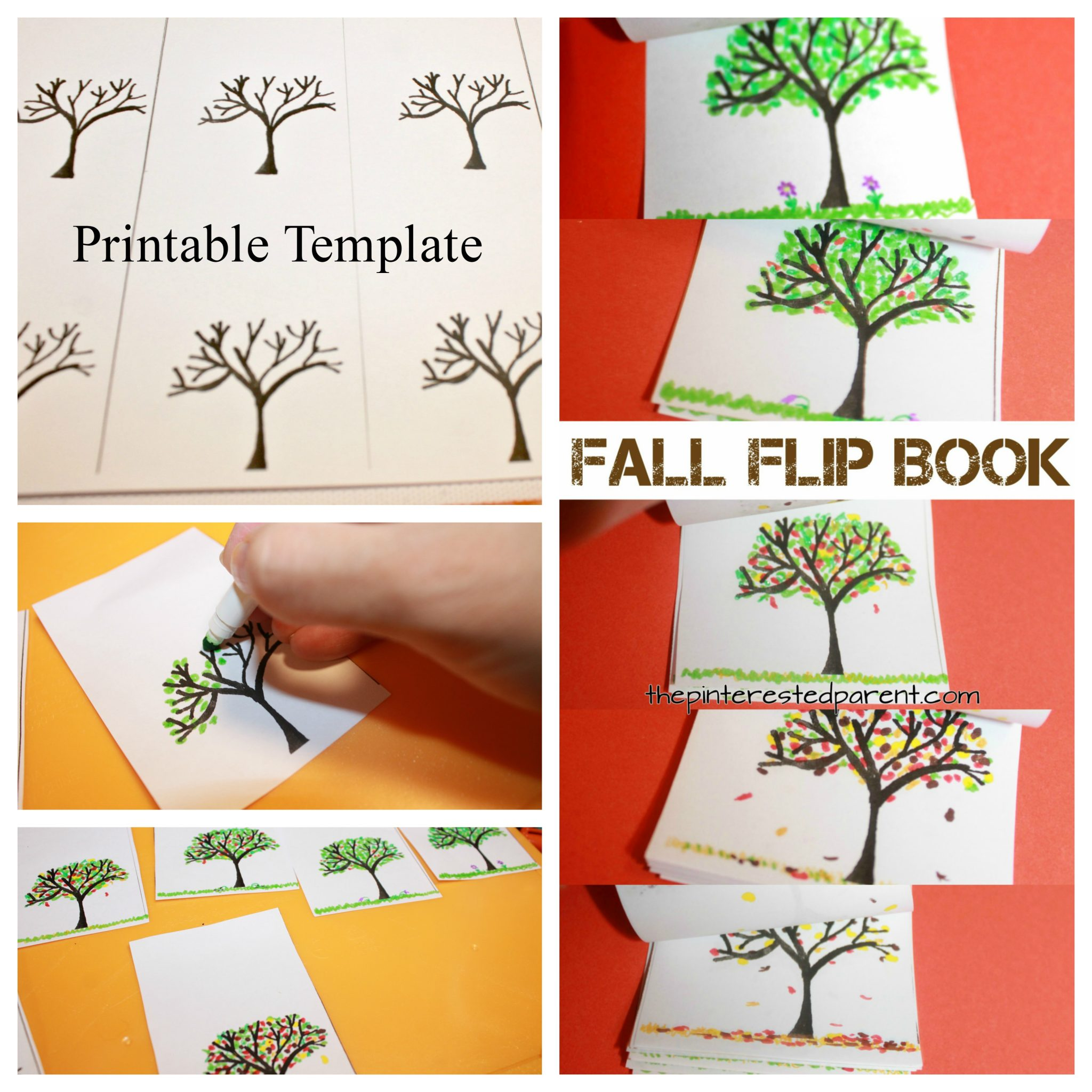 It's just a graphic of Printable Flip Book with flower
