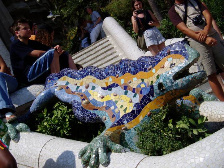 Parc Guell Spain