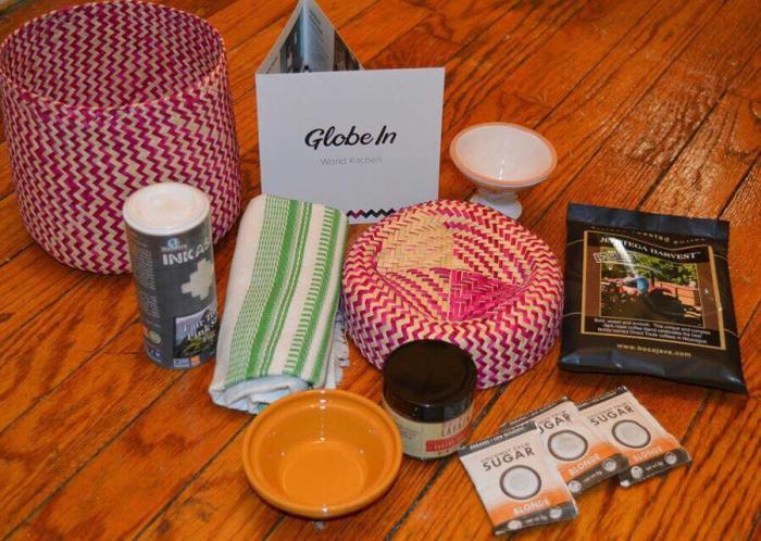 globein box 5
