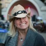 me w cowboy hat