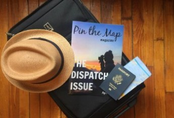 The Launch of Pin the Map Magazine