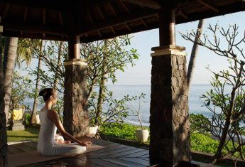 A First Time Experience Practicing Meditation in Bali