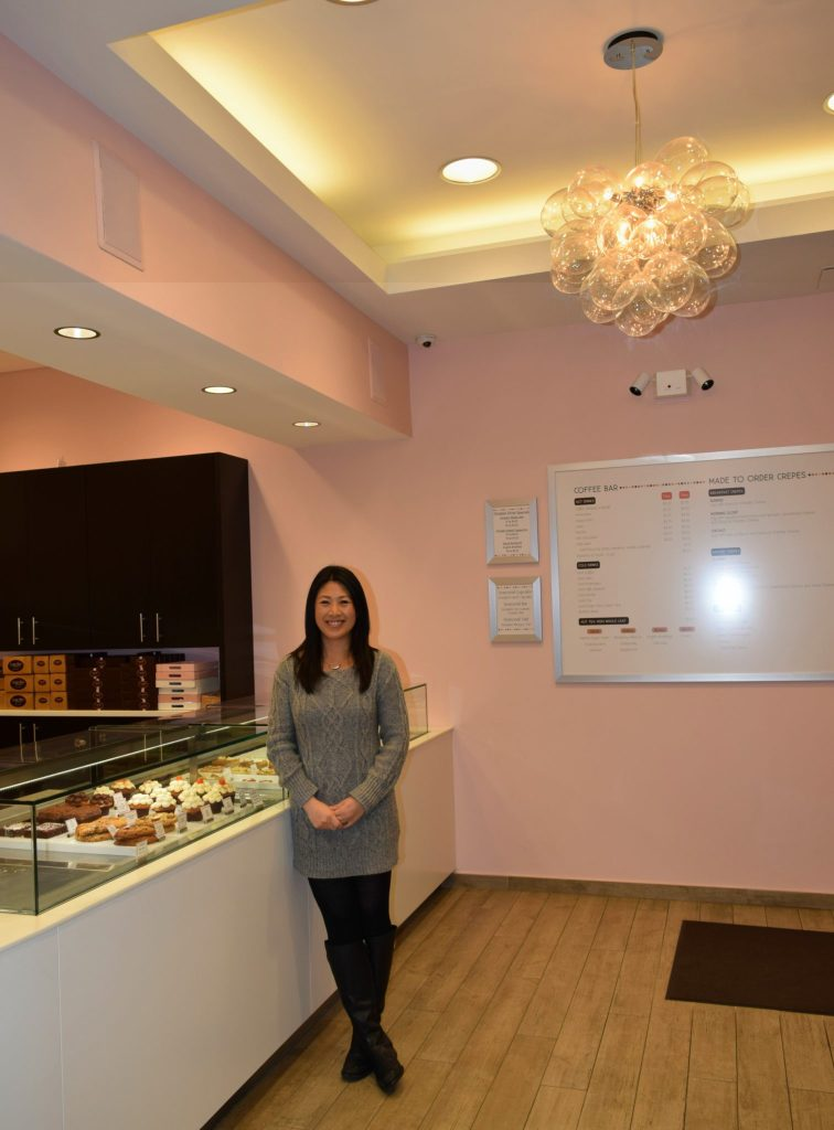 Sugar Bliss Patisserie in Chicago, Teresa Ging
