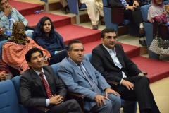 Rehan Baloch in Program