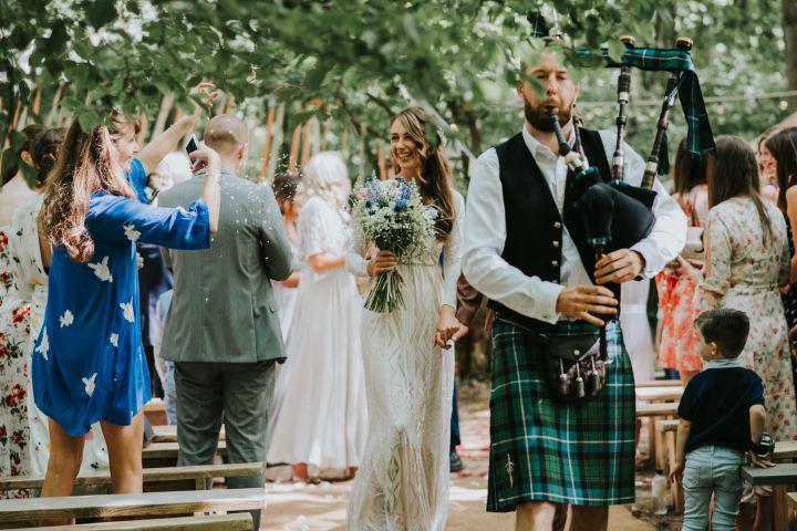 Matthew McRae - Hire a wedding bagpiper