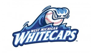 West Michigan Whitecaps Logo