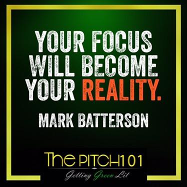 Focus…