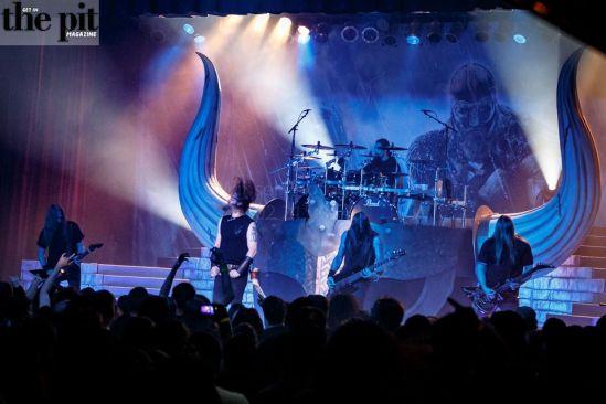 Amon Amarth (Sweden) – Omaha, Nebraska 5.10.16