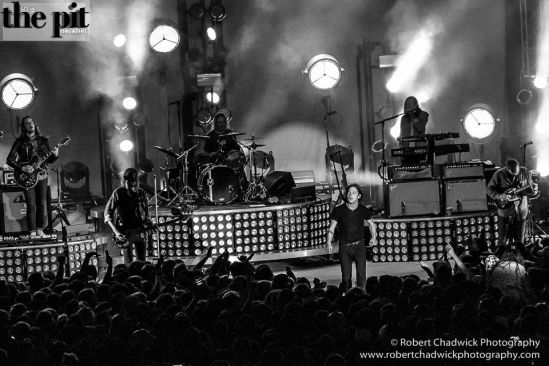 Cage the Elephant – Council Bluffs – 7.15.16