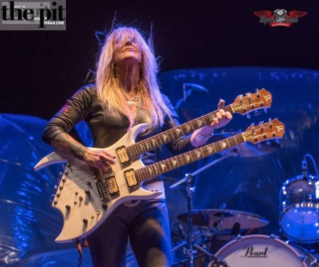 The Pit Magazine, Shovelhead Studios, Lita Ford, Buffalo Chip, Sturgis, South Dakota