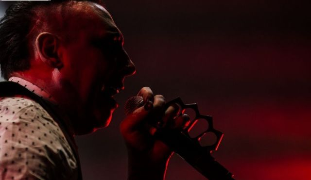 The Pit Magazine, Eric David Herrera Photography, Slipknot, Marilyn Manson, Wells Fargo Arena, Des Moines, Iowa