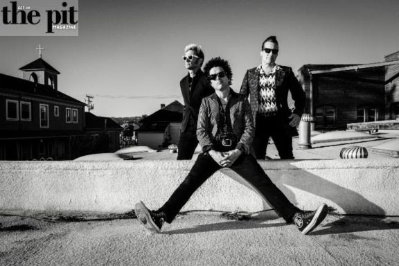 GREEN DAY ANNOUNCE U.S., CANADIAN, AND EUROPEAN TOUR