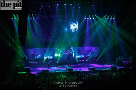 Dystopia World Tour 2016 – Council Bluffs IA – 10.3.16