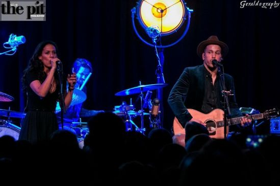 Johnnyswim – Omaha, Nebraska – 3.1.17