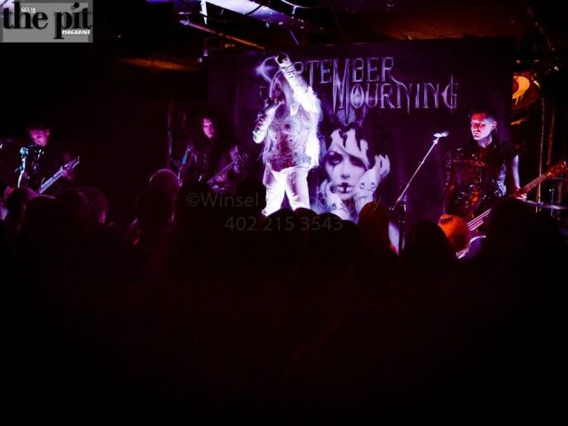 The Pit Magazine, Winsel Concertography, Winsel Photography, September Mourning, Volume 2