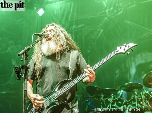 Slayer & Lamb of God – Nashville – 8.30.17
