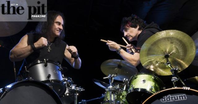 The Pit Magazine, Carmine Appice, Vinny Appice, Sinister, Steamhammer, Freeman Productions