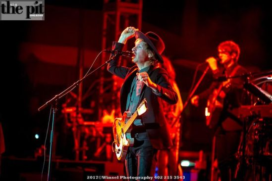 Beck – Stir Cove – 9.9.17