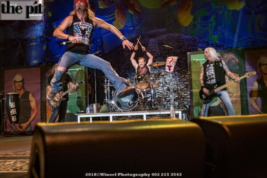 Bret Michaels – Council Bluff IA – 3.31.18