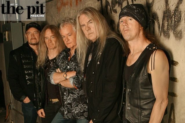 Saxon – Thunderbolt – Record Review