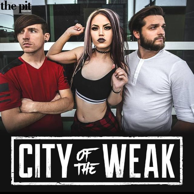 The Pit Magazine, Record Review, City of The Weak, Pulling Teeth