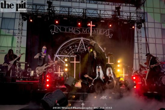 In This Moment – Council Bluffs IA – 8.10.18