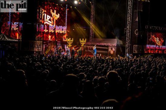 Judas Priest-Council Bluffs, IA-9.21.18
