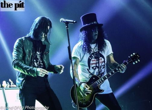 Slash f/Myles Kennedy-Thackerville OK-9.22.18